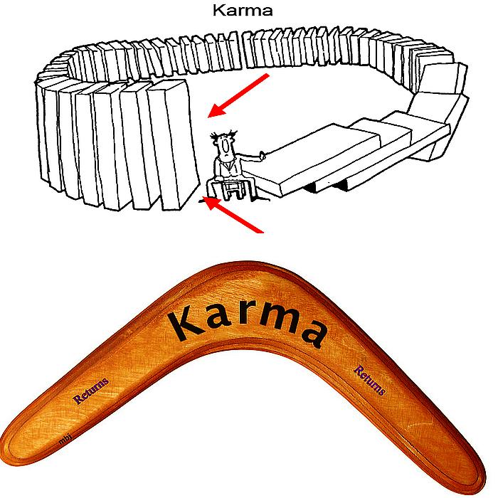 karma bumerang 2